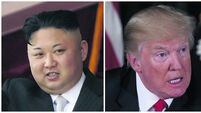 Trump urges North Korea to 'make a deal' on nuclear weapons