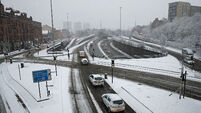 Glasgow Airport reopens but 'severe' weather causes havoc in the UK