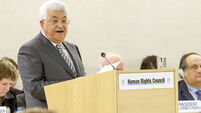 Palestinian president warns US against recognising Jerusalem as Israel's capital
