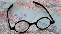 Churchill's reading glasses fetch £6,000 at auction