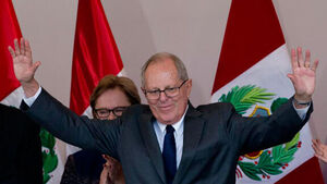 Peru's leader set to face enemies before impeachment vote