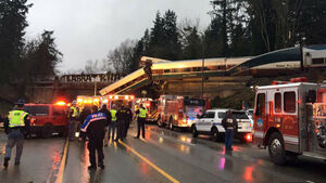 Rail enthusiasts among victims of Amtrak train tragedy