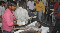 At least 16 killed in blast at thermal power plan in India