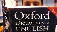 Oxford Dictionaries have chosen their word of the year