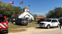 Latest: Children among more than 20 people killed in Texas church shooting