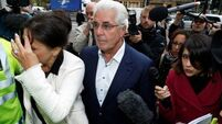 Former celebrity publicist Max Clifford dies after collapsing in prison