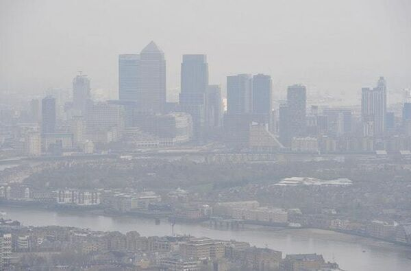 Air pollution from vehicles and factories was found to be the biggest killer (Nick Ansell/PA)