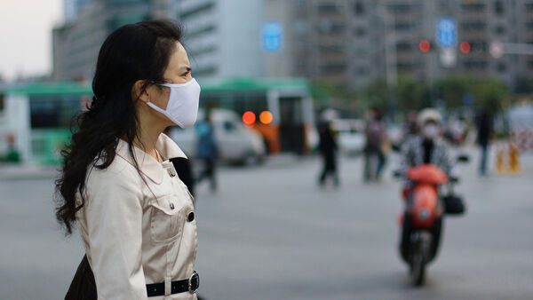 An estimated 1.8 million in China died from pollution in 2015 (BarnabyChambers/Getty Images)
