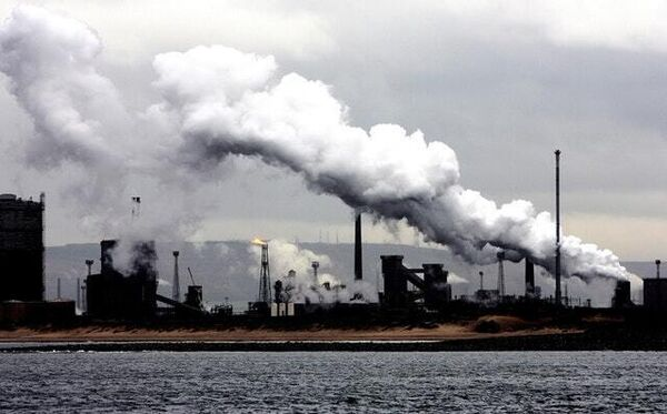 Outdoor pollution was chiefly caused by road traffic and industrial emissions (Owen Humphreys/PA)