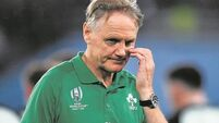 Joe Schmidt: 'We didn't prioritise this year's Six Nations and I think that was a mistake'