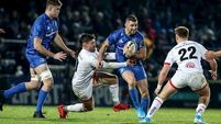 Leinster overcome Ulster in 96-point thriller