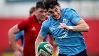Smith stars as Ireland U20s run in six tries against Munster Development side
