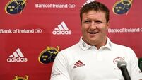 Archer joins Munster legends in 200 club