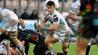 Horne at the double as Glasgow sweep aside Zebre