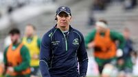Friend tells Carty 'relax' and play his way back onto Irish squad