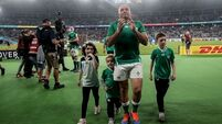 Rory Best to line out for one final send-off next month
