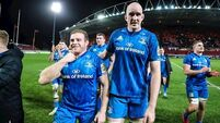 Leinster's Sean wins battle of brothers