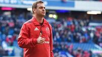 Munster must discover their rhythm again, says van Graan