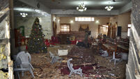 Suicide bombers attack church in Pakistan
