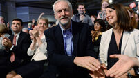 Corbyn warns May her real fight is with 'warring' Tory factions, not EU