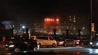 Liverpool multi-storey car park blaze