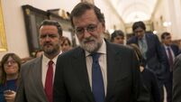 Spanish PM hoping intervention in Catalonia will be short