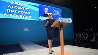 Theresa May accused of plagiarising part of her speech from The West Wing