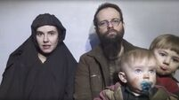 Canadian ex-hostage says extremists killed child and raped his wife