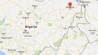 12 killed in double suicide bombing at Maiduguri