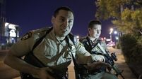 Las Vegas police reject claims of bungling over response to shooting