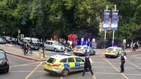 Latest: 11 hurt in London road traffic accident; incident not being treated as terror attack