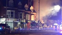 Three men charged over fatal Leicester explosion