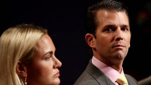 Man charged over white powder letters sent to recipients including Donald Trump Jr