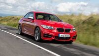 BMW drivers voted rudest on the road