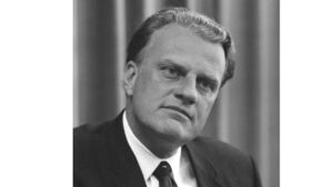 Children of Billy Graham pay tribute to 'America's Pastor.
