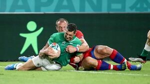 Ireland secure bonus point but fail to impress against Russia