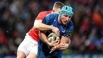 'Non-stop' Connors praised for dominant performance against Munster