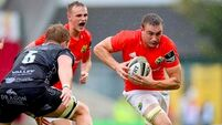 Tommy O'Donnell to captain Munster as four changes made for South African clash