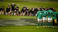 All Blacks a very different proposition to last November