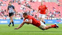 Cloete injury blow as Munster face tough Cheetahs test