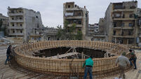 Syrian government and rebels agree ceasefire in Damascus suburb