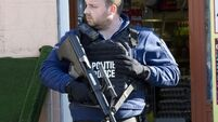 Brussels suburb reopened after 'gunman' scare