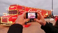 Here are the locations the Coca-Cola truck will be visiting this Christmas