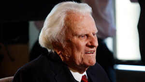 Trump hails Billy Graham as 'America's pastor' receives rare Capitol tribute