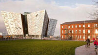 Titanic Belfast are giving free admission to people with these names