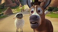 The First Christmas as told by the animals who gathered in Bethlehem in new animation