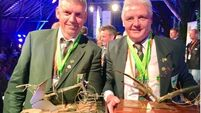 Ireland's top two have won five world ploughing contests and been runner-up seven times