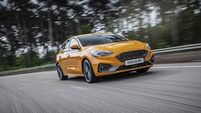 New Focus ST is fast but not so furious