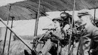 Magnificent Lilian Bland blazed a trail for independence of women in her plane of bamboo