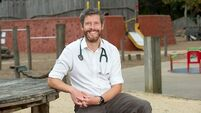 Doctor on call: GP Phil Kieran's no-nonsense guide to dealing with childhood ailments